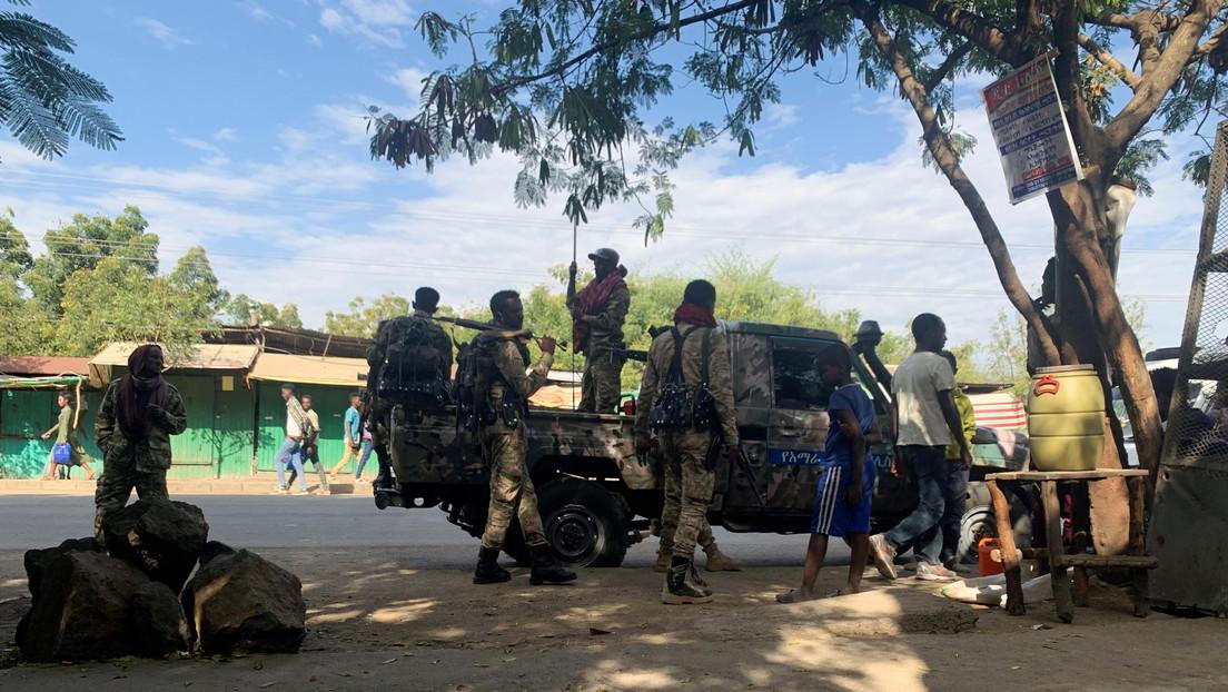 """""""Instamos al pueblo a protegerse de los ataques de artillería"""": Etiopía da un ultimátum a la región de Tigré y amenaza con una ofensiva """"sin piedad"""""""