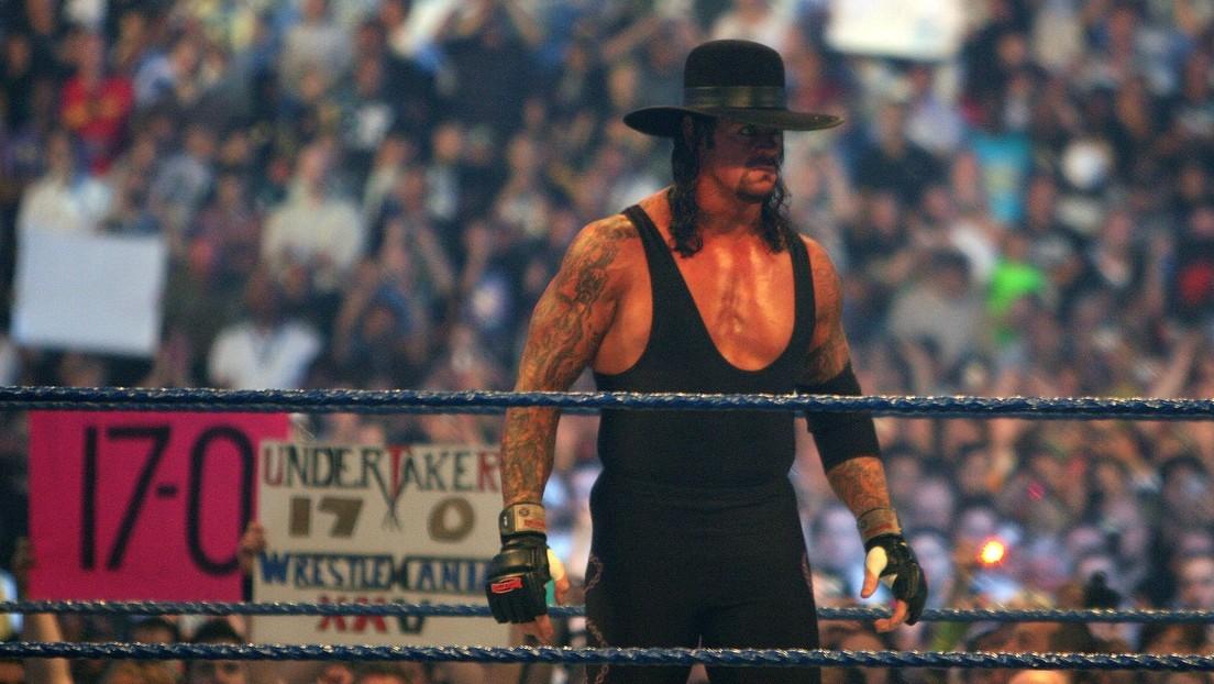 El fin de una época: las redes lloran el punto final en la carrera del legendario luchador The Undertaker