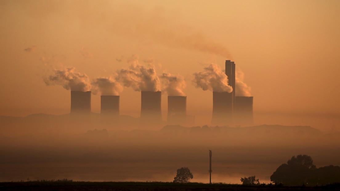 La concentración de CO2 en el aire se mantiene a niveles récord pese a la pandemia del covid