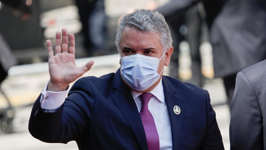 """Duque insiste en llamar """"asesinatos colectivos"""" a las recientes masacres en Colombia"""