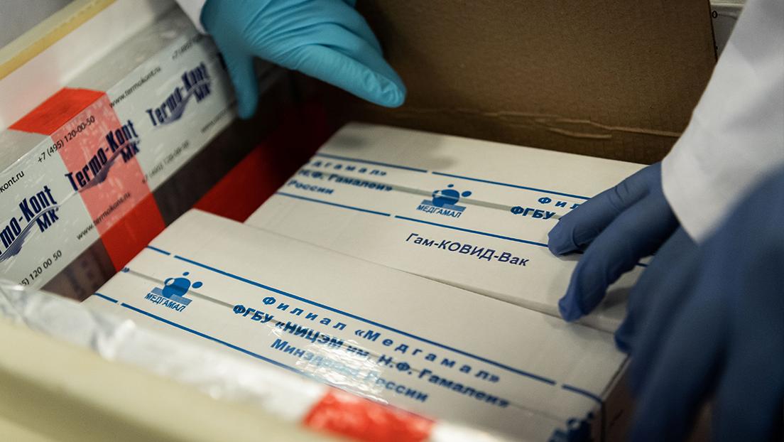 Comienza la producción de la vacuna rusa Sputnik V en forma de polvo