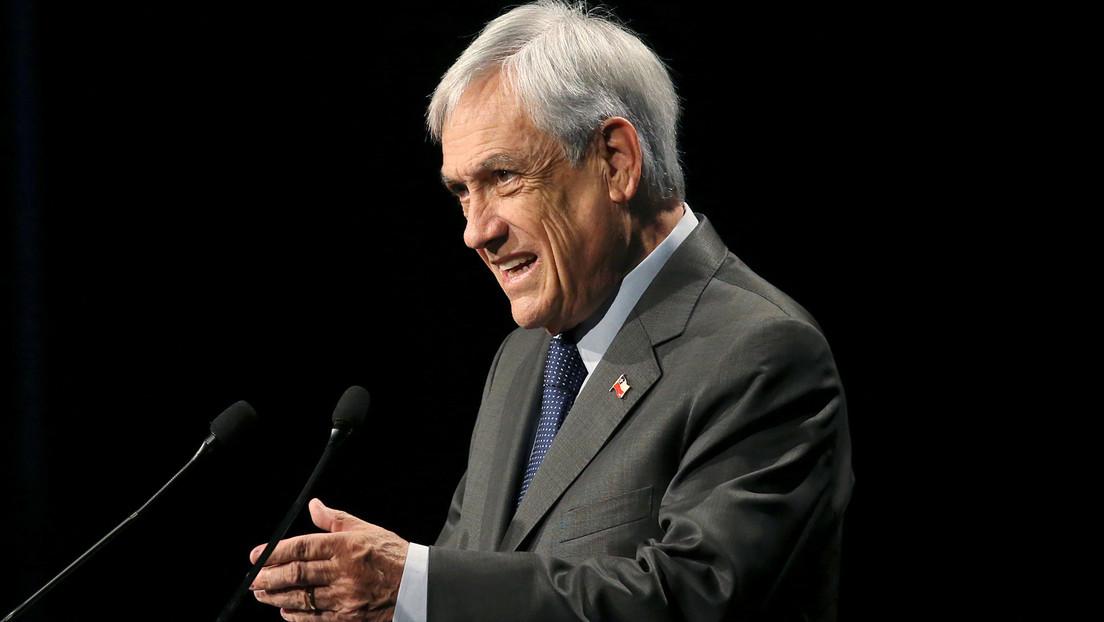 Piñera rechaza proyecto legislativo que busca adelantar las elecciones presidenciales en Chile ante persistentes protestas antigubernamentales