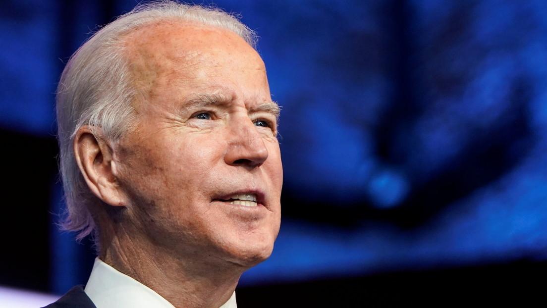 Biden anuncia el regreso de un EE.UU. que liderará en el mundo, desafiará a los enemigos y no rechazará a aliados