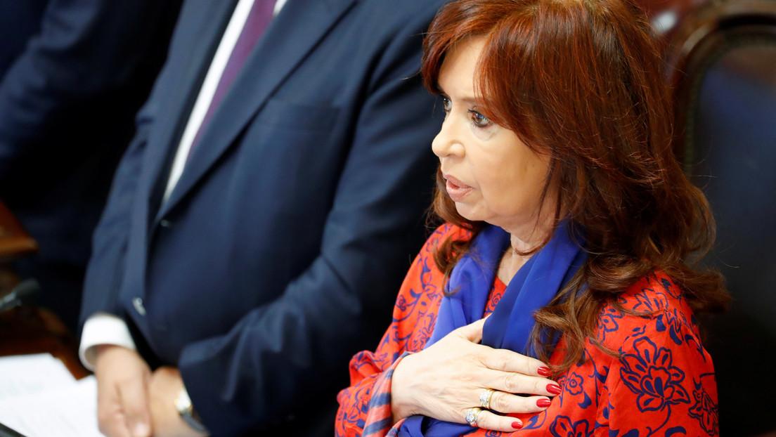 Cristina Fernández de Kirchner es sobreseída en una de las causas derivadas de los 'cuadernos de las coimas'