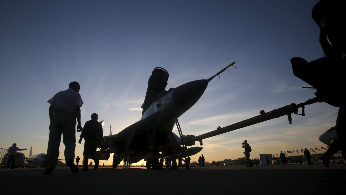 """""""Una nave espacial"""": un multimillonario de EE.UU. se compra el MiG-29 del fallecido cofundador de Microsoft"""