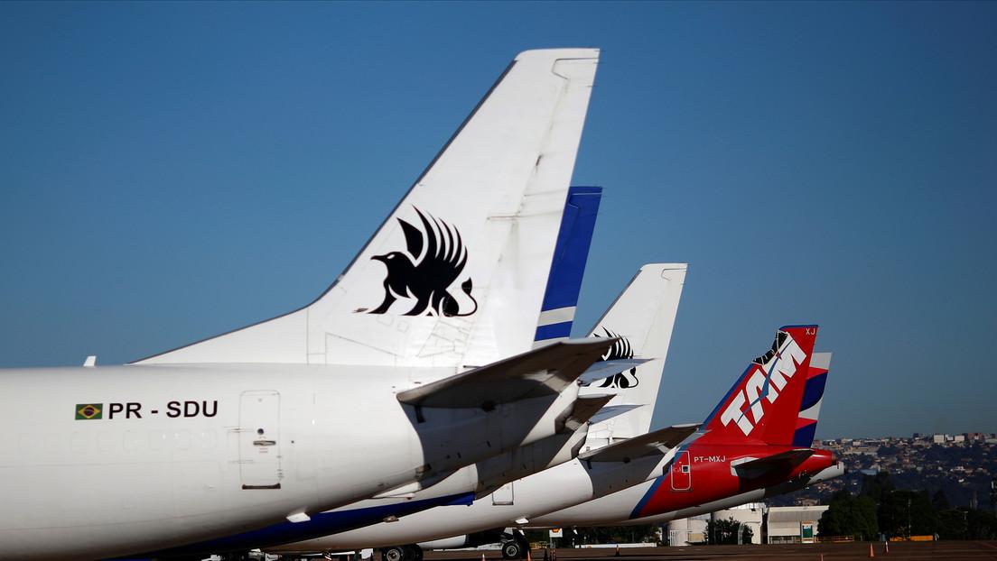 """""""La crisis ha sido devastadora e implacable"""": El sector aeronáutico en América Latina perderá 5.000 millones de dólares en 2020"""