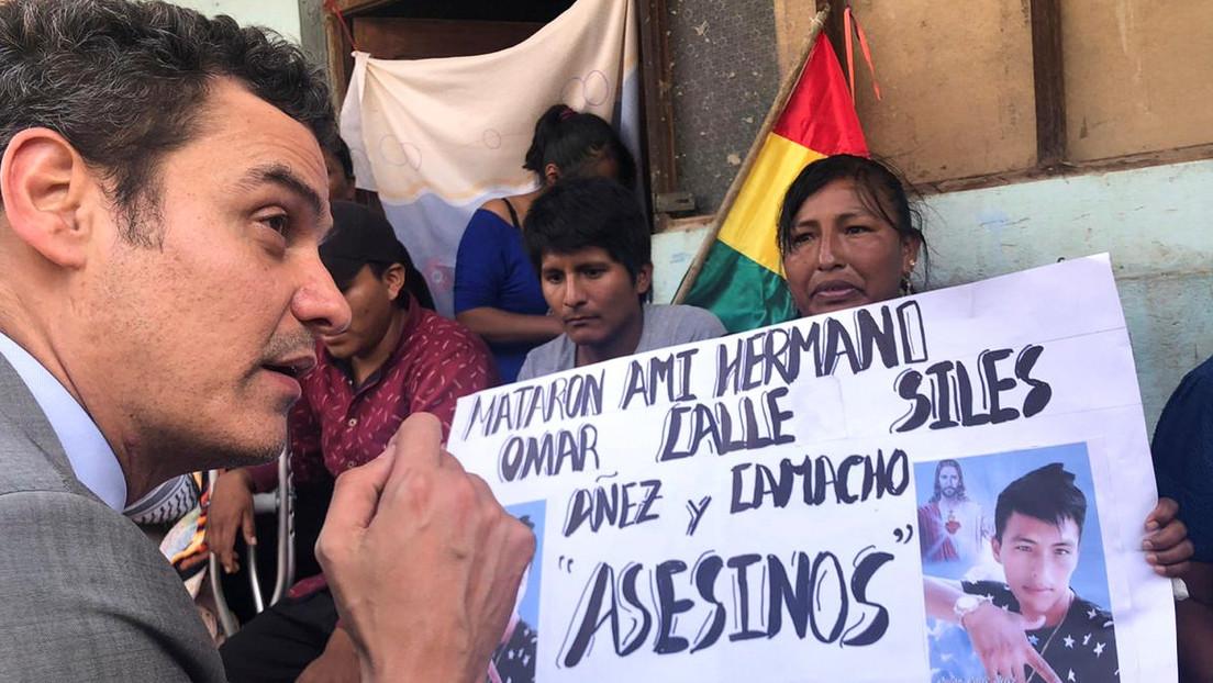 Detienen a un jefe militar boliviano por las muertes registradas durante la represión en Sacaba