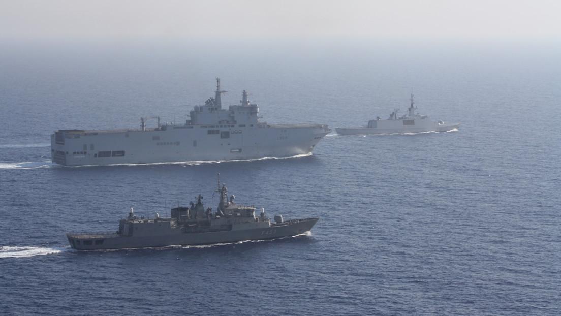 Carrera armamentista en el Mediterráneo: ¿quién se está beneficiando de las disputas?