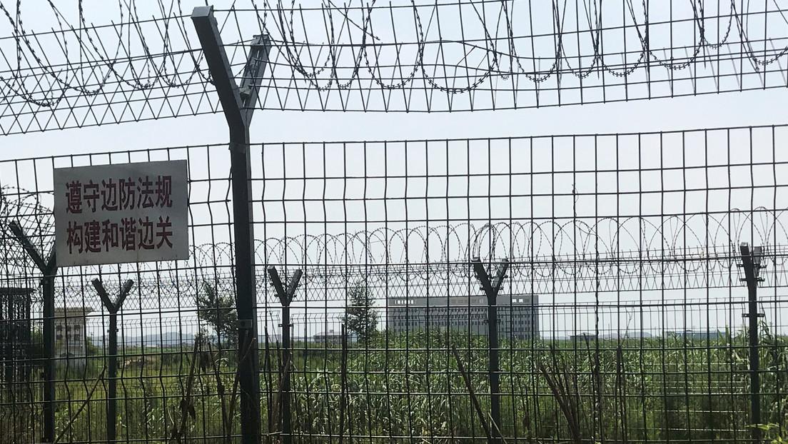 Un gimnasta escapa de Corea del Norte saltando una cerca fronteriza de 3 metros