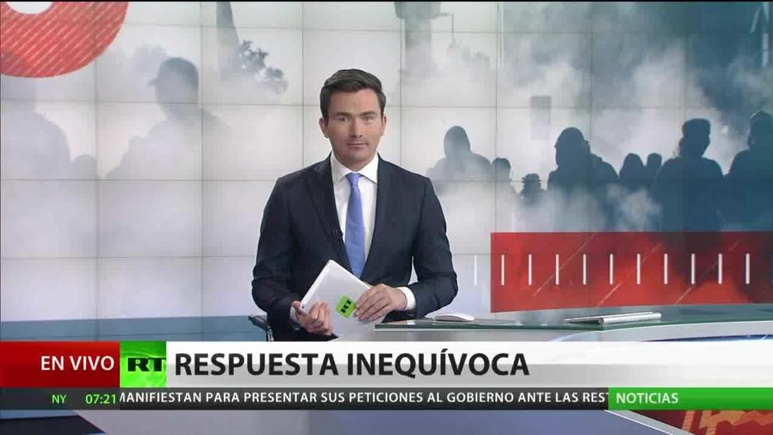 Sindicatos chilenos convocan a una nueva jornada de protestas contra el Gobierno
