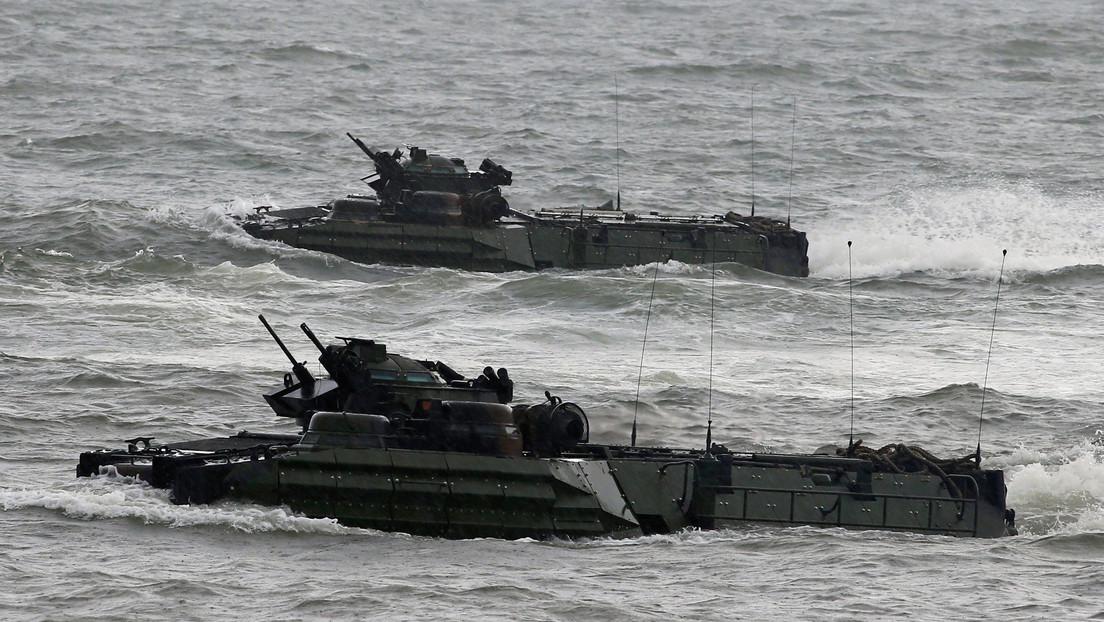 """Secretario de Defensa filipino advierte que su país """"está en el epicentro del conflicto del mar de la China Meridional"""""""