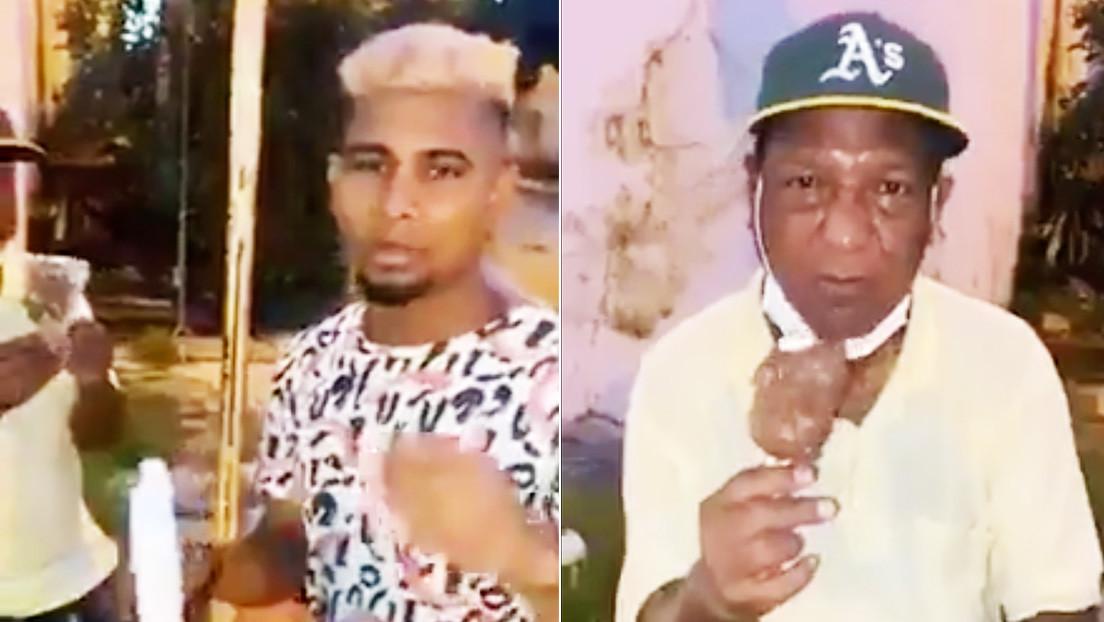 'Influencer' colombiano que hizo comer jabón a ancianos como si fuera helado es buscado por la Policía (VIDEOS)