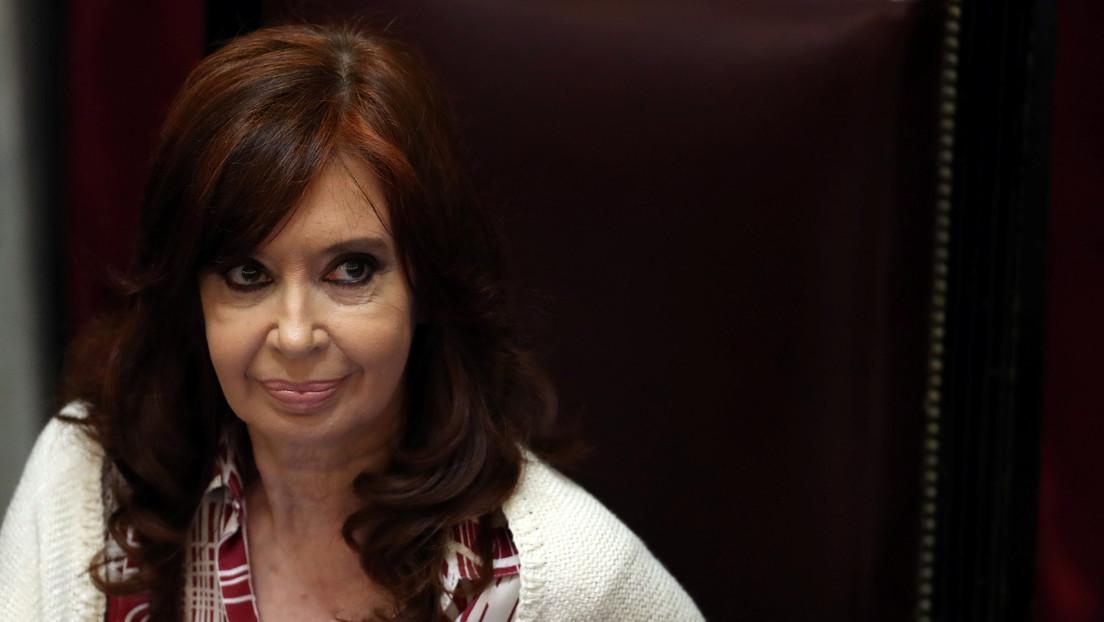 """Mucha tristeza, se fue un grande"": Cristina Fernández de Kirchner lamenta la muerte de Maradona"