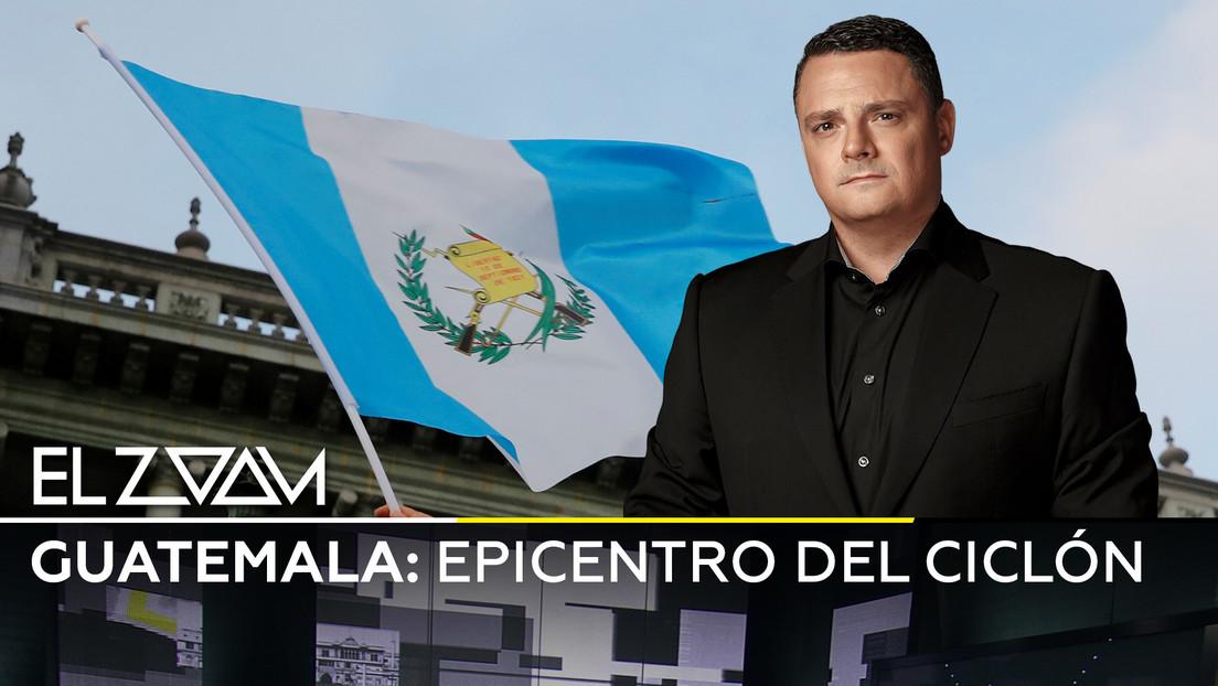 Guatemala: Epicentro del ciclón