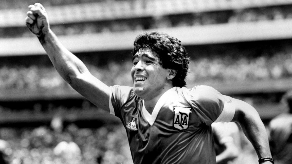 Las 6 mejores jugadas y goles de Diego Armando Maradona en la historia