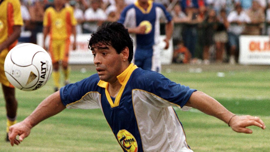 """""""Hay un antes y un después de Maradona en la historia del fútbol"""""""