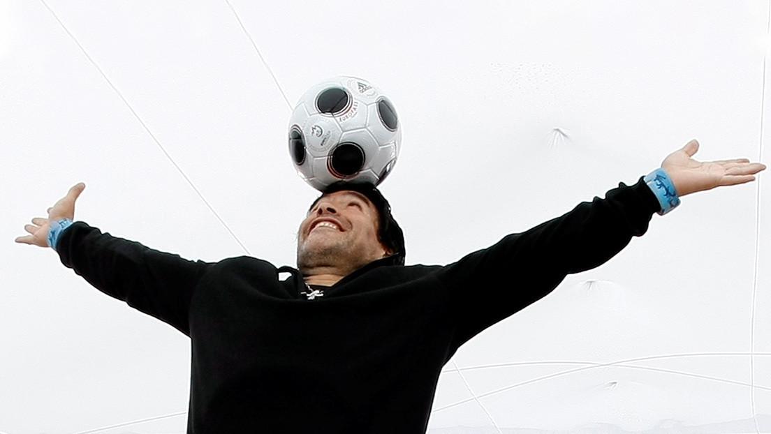 """""""La pelota no se mancha"""": Las 15 frases 'maradonianas' que se sumaron al diccionario futbolero"""