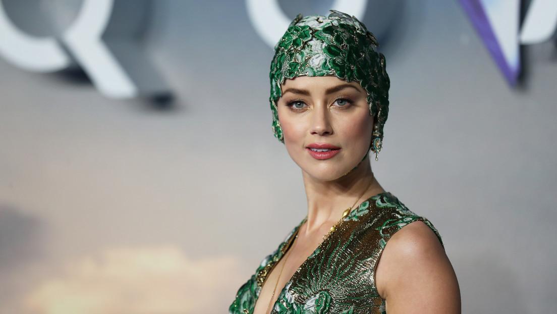 """""""Quiten a Amber Heard de 'Aquaman 2'"""": La petición contra la exesposa de Johnny Depp supera 1,5 millones de firmas"""