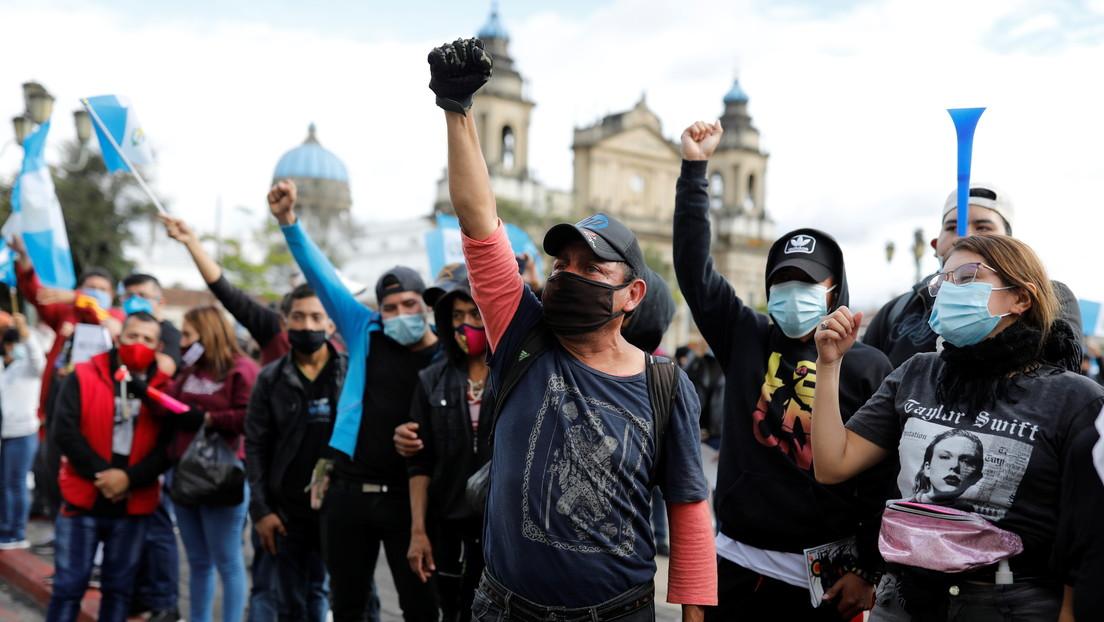 Guatemala archiva definitivamente los presupuestos que provocaron las protestas masivas