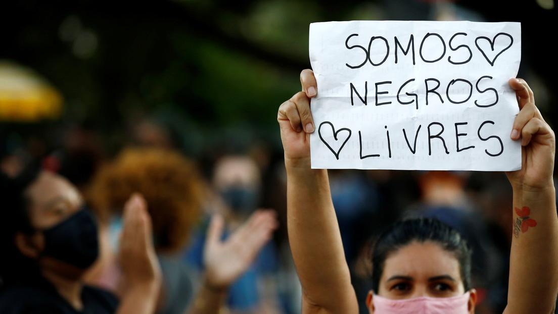 El Senado de Brasil aprueba una ley que aumenta las penas por delitos de odio tras el brutal crimen de un afrobrasileño en un supermercado