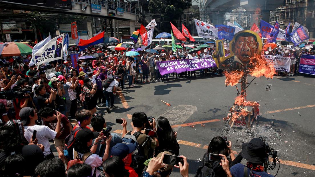 """""""Un chiste es un chiste"""": Rodrigo Duterte no dejará de hacer bromas sexuales"""