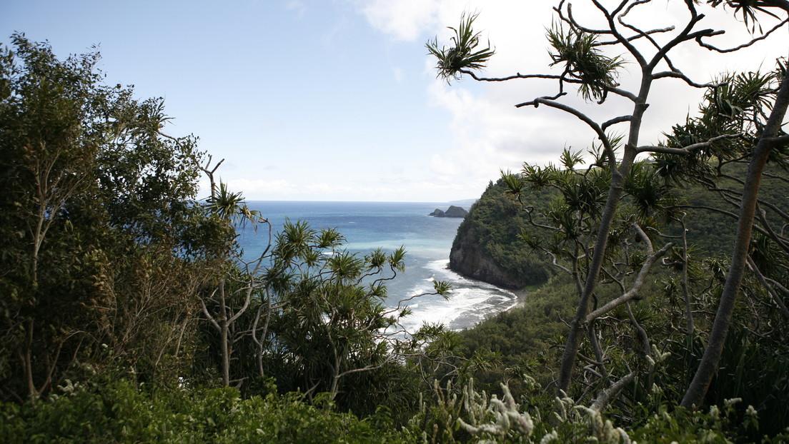 Descubren gigantescos reservorios de agua dulce ocultos bajo el océano frente a las costas de Hawái
