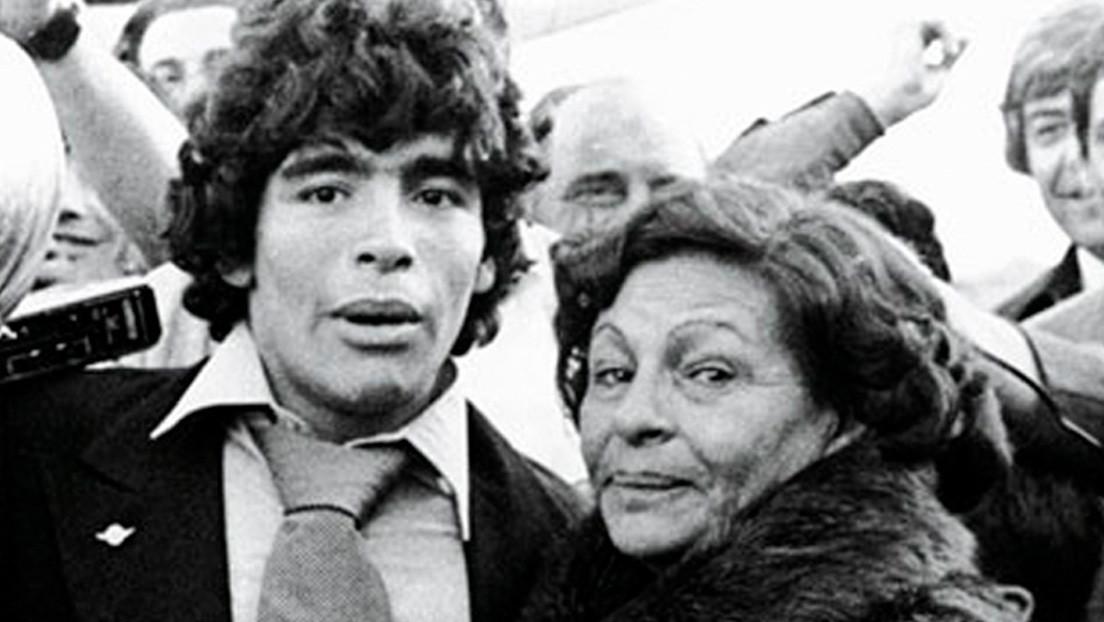 """Un día más con Doña Tota"": Maradona reveló cuál era su mayor deseo pocas semanas antes de morir"