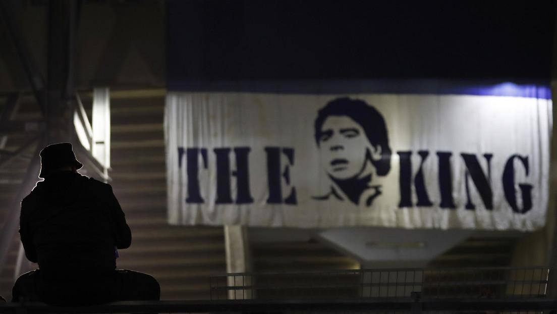 """""""Lo quiero muerto"""": amenazan a un funerario que se sacó una selfi con el cadáver de Maradona"""