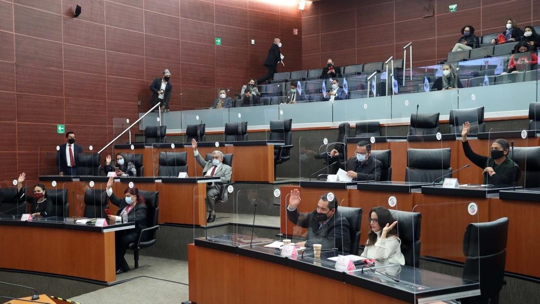 Senado de México retira el fuero al presidente y desde ahora los mandatarios podrán ser juzgados por corrupción