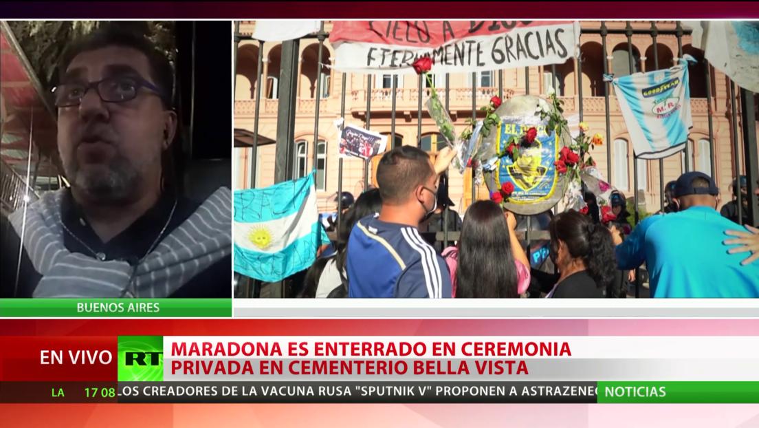 """Exjugador de la selección argentina sobre Maradona: """"Tiene el don de llegarle a cada uno de sus compañeros"""""""