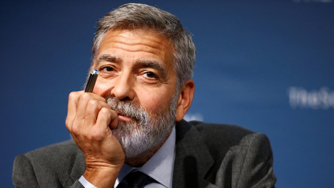 Hungría acusa a George Clooney de trabajar para Soros