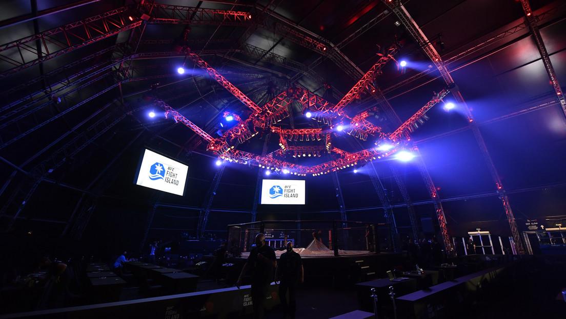 VIDEO: Luchador de MMA noquea a su rival con una espectacular patada en la cabeza
