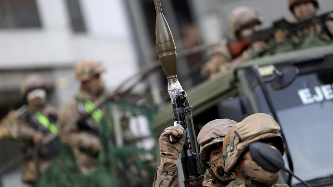 Prisión domiciliaria parar el jefe militar de Bolivia acusado de la masacre de Sacaba