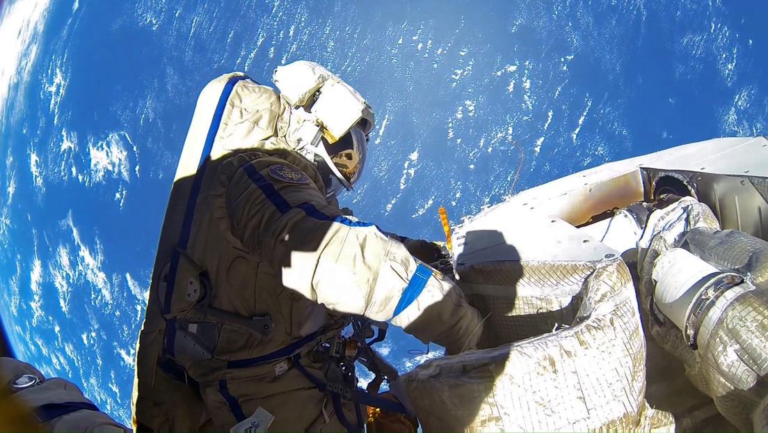 """Rusia advierte sobre una """"avalancha de interrupciones"""" en los sistemas de la Estación Espacial Internacional"""