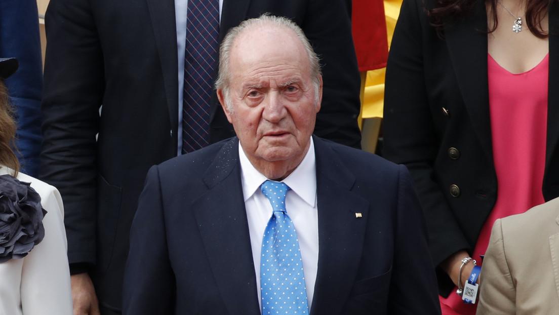 El Gobierno de España descarta retirar el título de rey emérito a Juan Carlos I porque es costumbre en otras monarquías