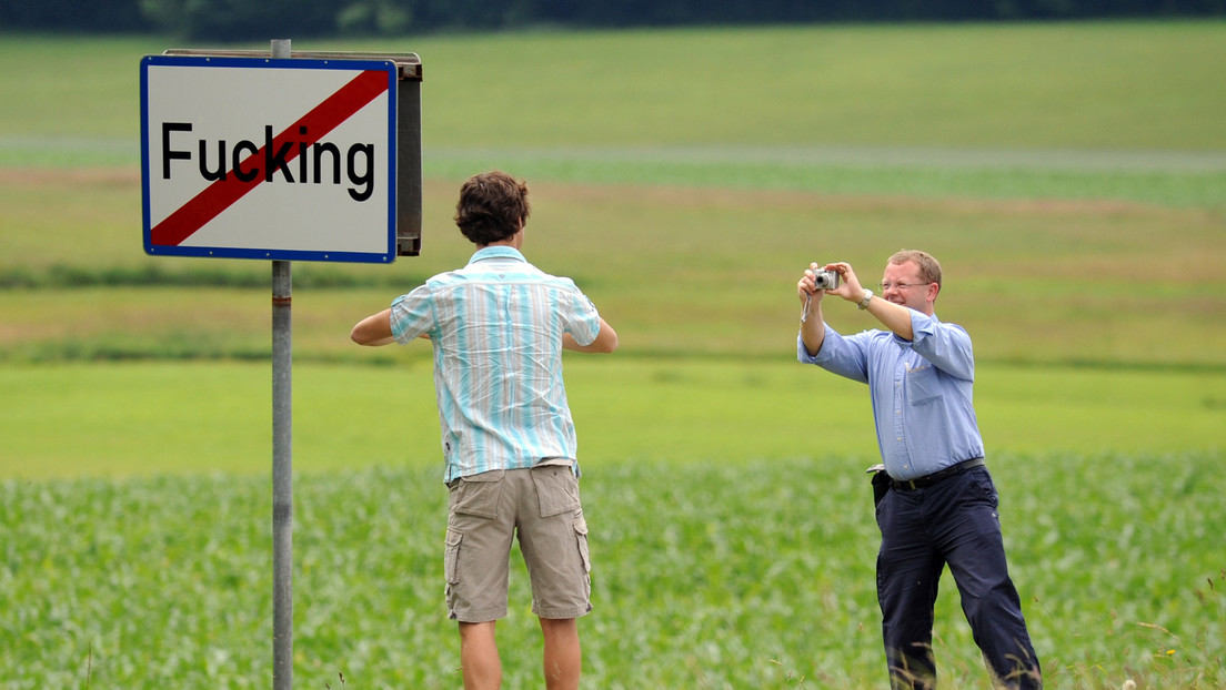 El pueblo austriaco Fucking cambiará su nombre para acabar con las bromas de los turistas