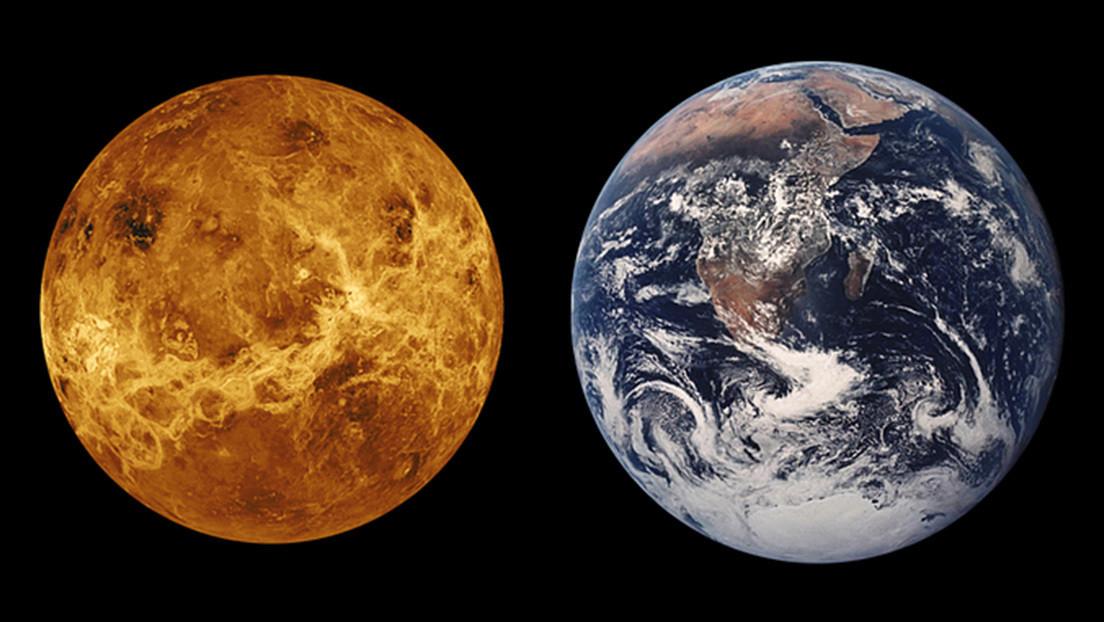 La Tierra tenía hace 4.500 años una atmósfera igual de tóxica que la de Venus
