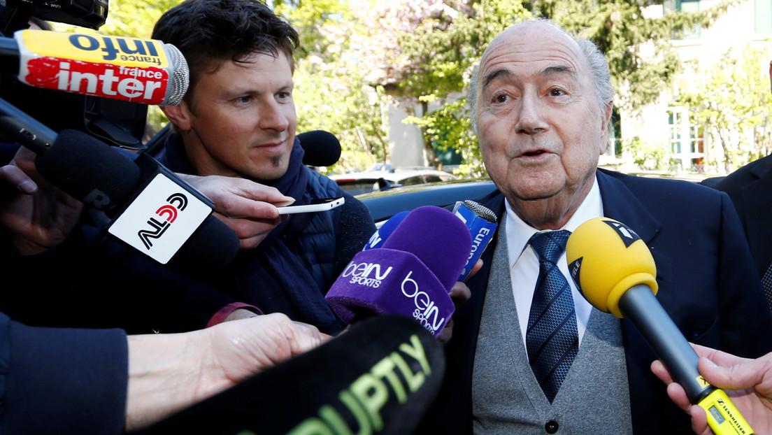 Acusan a Blatter y Platini de estafa y abuso de confianza en Suiza tras ampliación de la investigación inicial