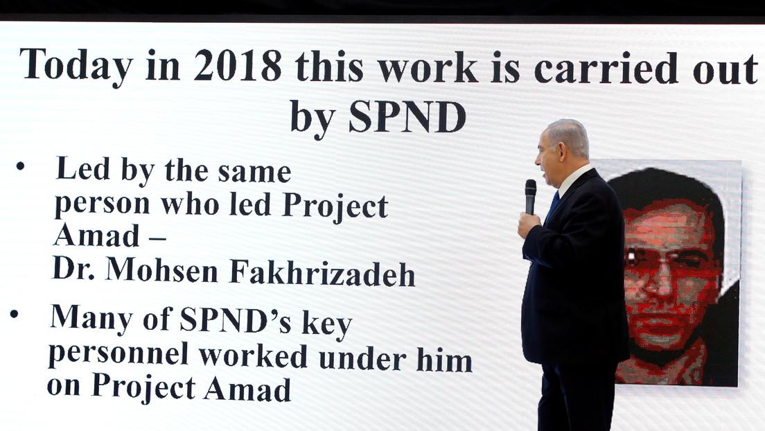 El Ejército de Irán afirma que EE.UU. e Israel están detrás del asesinato del científico nuclear Mohsen Fakhrizadeh