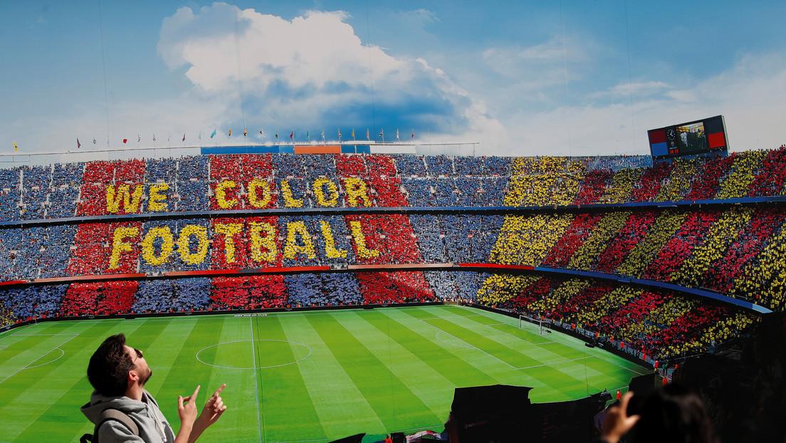Candidato a la presidencia del F.C. Barcelona propone recontratar a Neymar y darle al Camp Nou el nombre de Lionel Messi