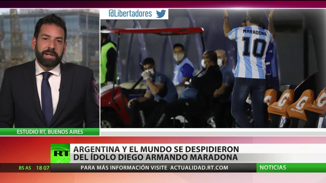 Fiscalía argentina investiga las circunstancias de la muerte de Diego Maradona