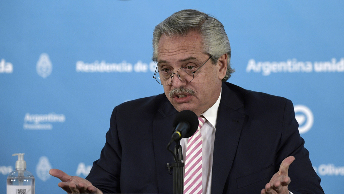 Alberto Fernández anuncia que el confinamiento por coronavirus durará hasta el 20 de diciembre