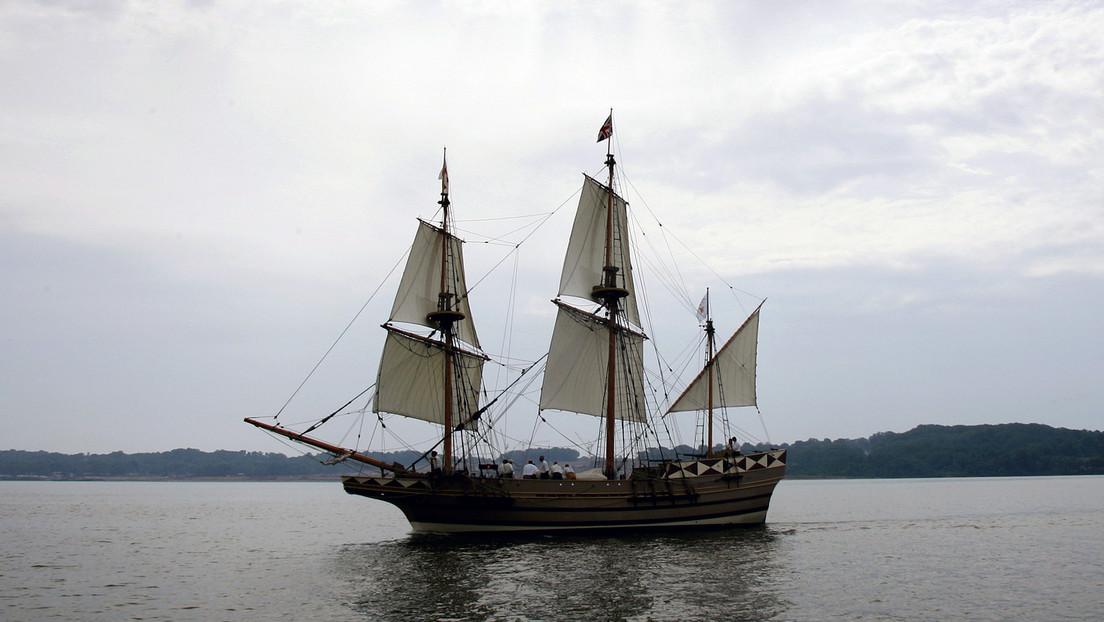 Construirán en Ámsterdam un museo subacuático alrededor de un barco hundido hace más de 270 años en una playa inglesa