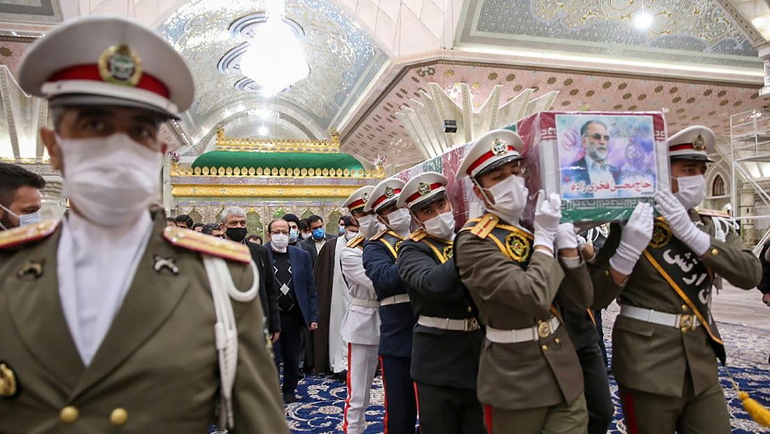 """Irán promete una respuesta """"calculada y decisiva"""" al asesinato de su científico nuclear"""