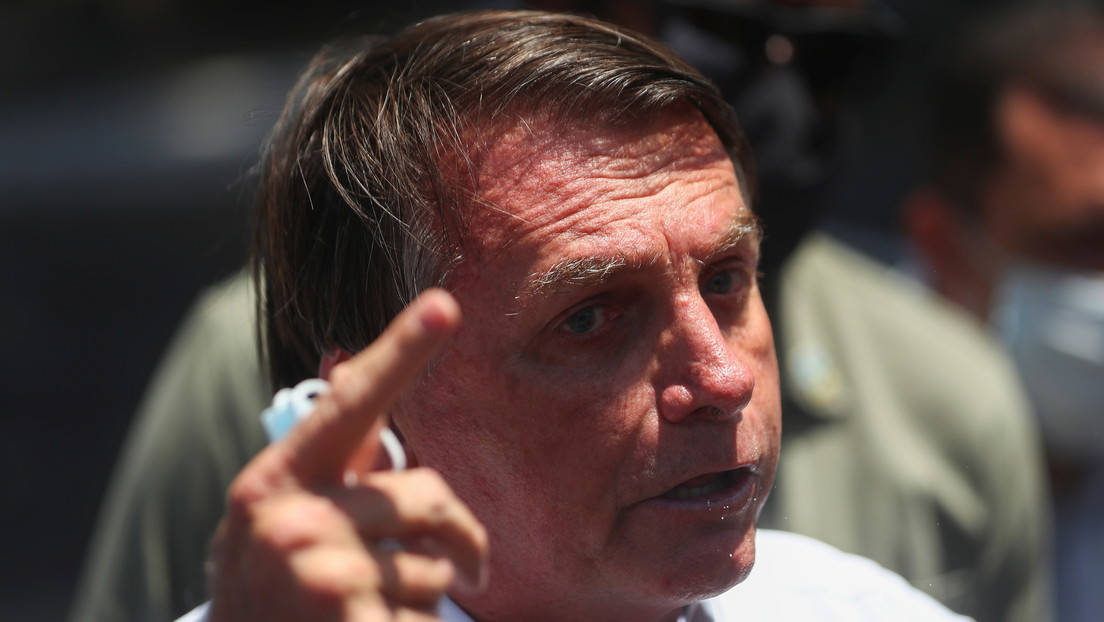 """Bolsonaro esperará """"un poco más"""" antes de felicitar a Biden porque sus """"fuentes"""" afirman que hubo """"mucho fraude electoral"""""""