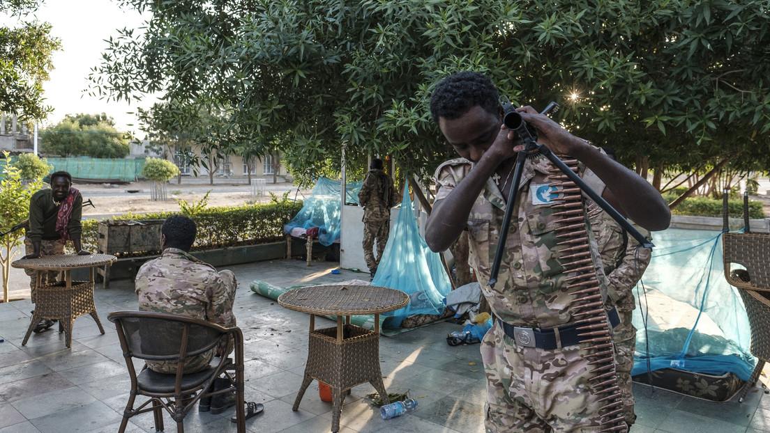 """Etiopía anuncia que el Ejército obtuvo el control de la capital de Tigray, luego que la región informara de """"un bombardeo intenso"""""""