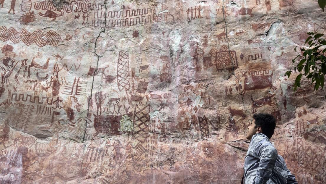FOTOS: Descubren la 'Capilla Sixtina de los antiguos' en la selva amazónica de Colombia