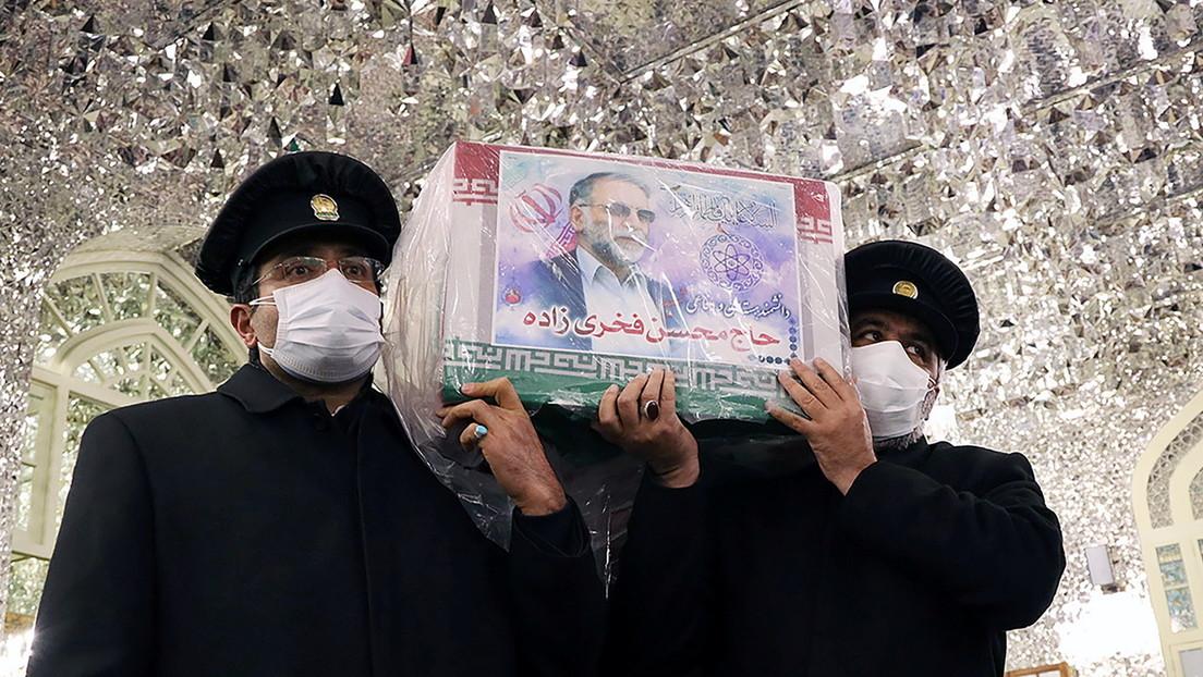 """Ministerio de Defensa iraní, tras el asesinato de su científico nuclear: """"Ningún crimen o asesinato quedará sin respuesta"""""""