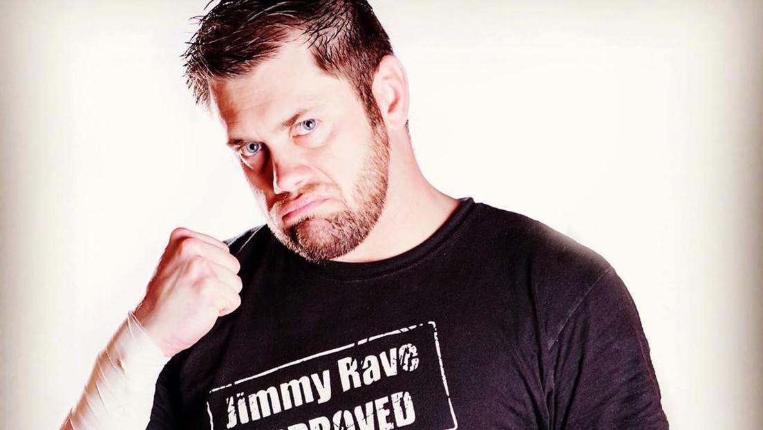 Amputan un brazo al luchador Jimmy Rave tras contraer una infección