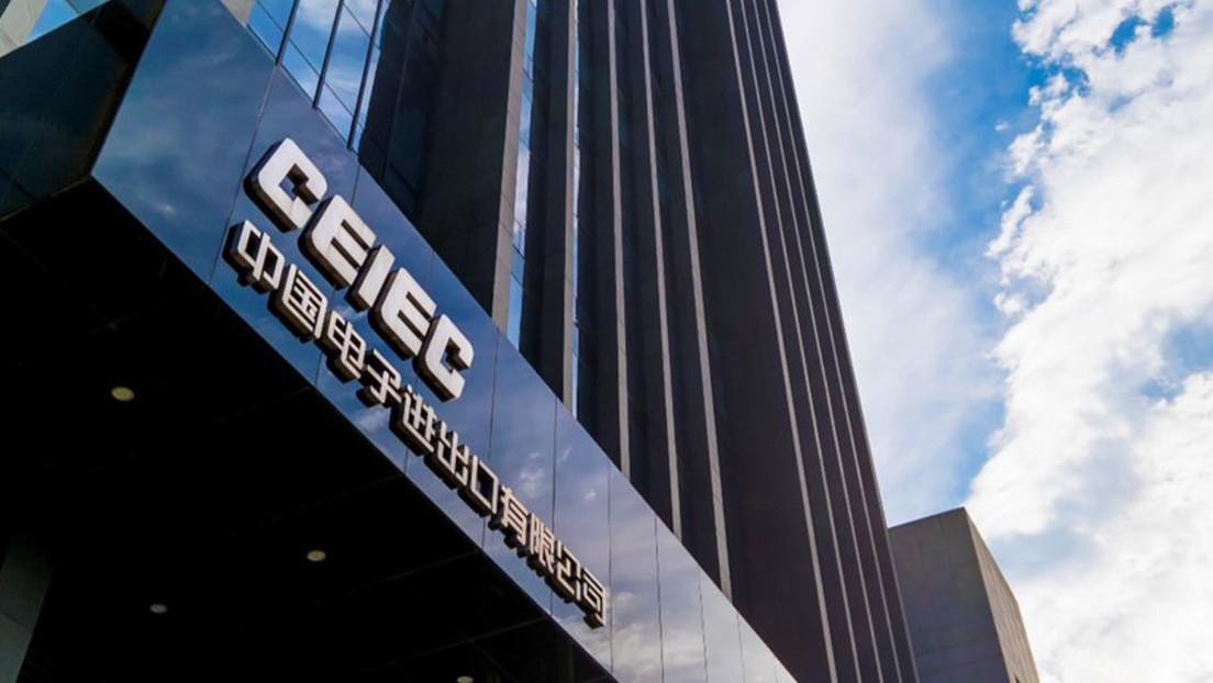 EE.UU. sanciona a la empresa estatal china CEIEC por su relación con Venezuela